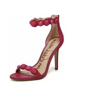 NWT Sam Edelman Addison Heel (Pink) Size 10